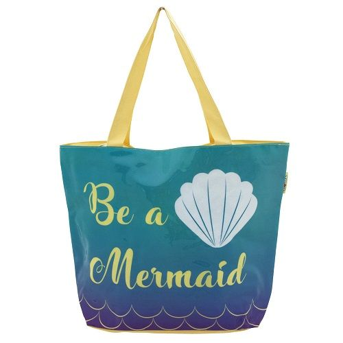 Be A Mermaid Beach Bag