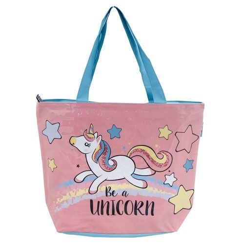 Be A Unicorn Beach Bag