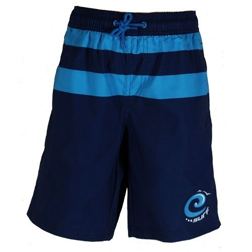 Estate Blue and Malibu Blue Swim / Board Shorts UPF 50+