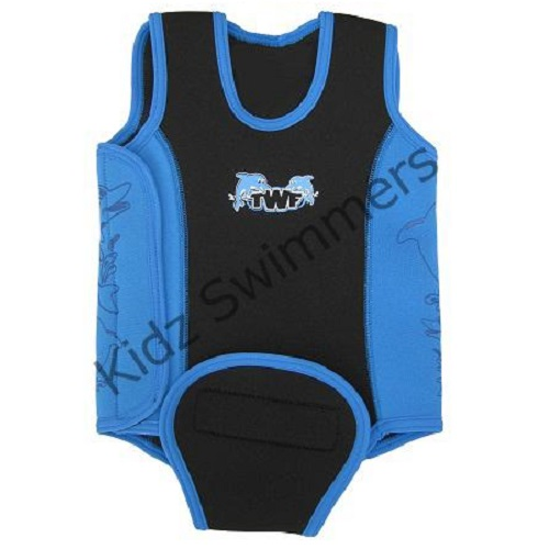 TWF Baby Wetsuit - Dolphin